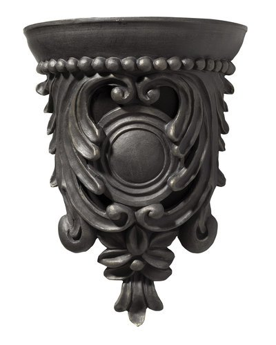 Craftmade CACW-FZ Wireless Corbel Design Decorative Wall Sconce Chime from the Wireless Collection, Hand-Painted Florentine Bronze