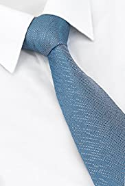Autograph Pure Silk Textured Tie