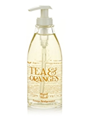 Emma Bridgewater Tea & Oranges Handwash 300ml
