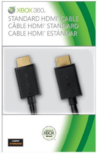 Standard HDMI Cable (Xbox 360)