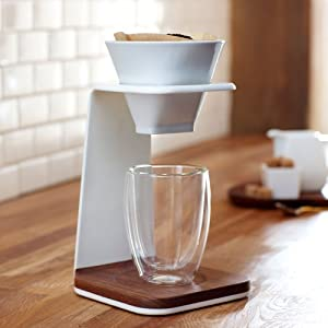 Starbucks Siphon Coffee Maker : Amazon.com: Starbucks Premium Pour-Over Brewer: Pour Over Coffee: Kitchen & Dining