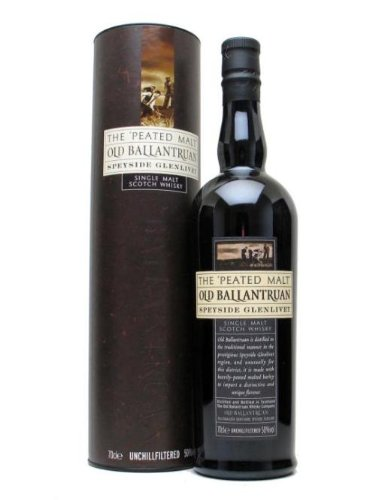 Ballantruan discount duty free Old Ballantruan The Peated Malt 50% 70cl