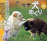 犬めくり365日/日めくり壁紙カレンダー My Dear Dogs 365 Days