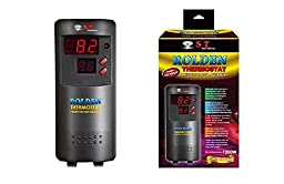 S.T. International Aquarium Thermostat with Automatic Alert Alarm, 1200-watt