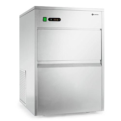 Machine--glaons-industrielle-et-silencieuse-de-380W-avec-rendement-professionnel-de-50kgjour-reservoir-de-13kg-chassis-en-acier-systeme-de-refroidissement-R134a175g