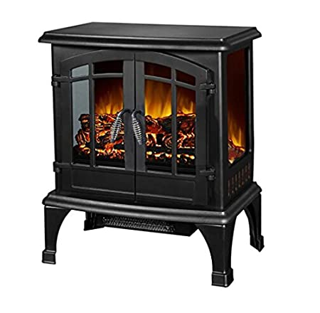 Argo Furniture Jax Infrared Freestanding Compact Electric Stove