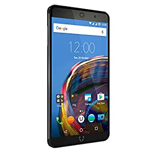 WileyFox Swift 2 Plus SIM Free Smartphone with Case and Screen Replacement Card - Midnight Blue