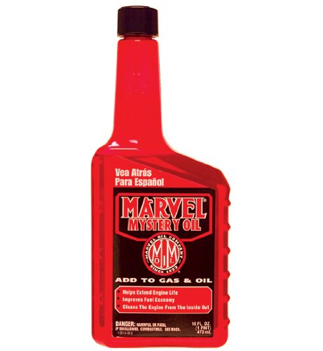 Marvel MM12R Mystery Oil - 16 oz. (Marvel Magic Mystery Oil compare prices)