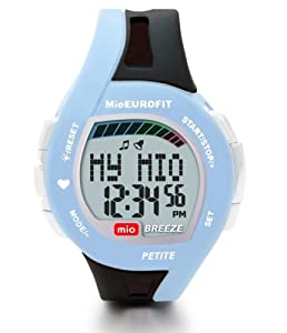 Mio Breeze Petite Women's Heart Rate Monitor Watch