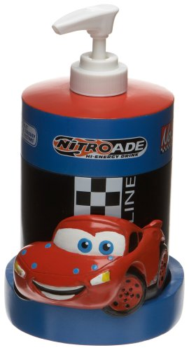 Cars Lotion Pump