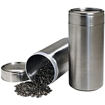 Stackable Stainless Canister