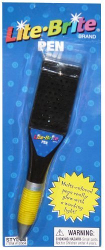 lite-brite-brand-pen-multi-color-pegs-really-glow-with-a-working-light-by-stylus-by-stylus