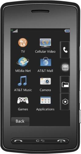 LG Vu CU920 Phone (AT&T)