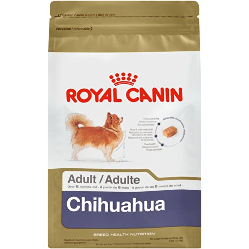 royal canin chihuahua dry dog food 2 5 pound bag new free shipping ebay. Black Bedroom Furniture Sets. Home Design Ideas