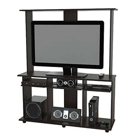 Inval CVS-8502 Entertainment Center, Espresso-Wengue