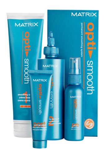 Matrix Opti Smooth Thermal Straightener For Resistant Hair