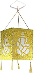 Handmade Paper Lantern/ Lamp Shade Decorative Lamp Shade Ganesh