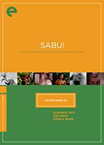 Eclipse Series 30: Sabu! (Elephant Boy, The Drum, Jungle Book) (Criterion Collection)
