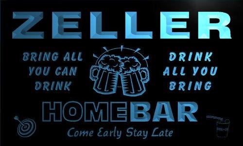 q49713-b-zeller-family-name-home-bar-beer-mug-cheers-neon-light-sign