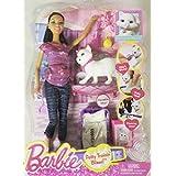 Barbie Potty Training Blissa Barbie Fashion Doll And Pet Playset - B00N3654EU