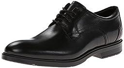Rockport Men\'s City Smart Plain Toe Oxford,Black,9.5 M US