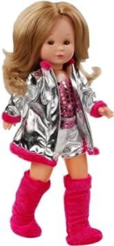 Berjuan Clara Doll in Sequin Top