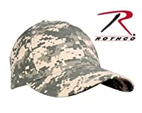 8187 Supreme Low Profile Cap - Army Digital Camo from Rothco