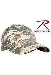 8187 SUPREME LOW PROFILE CAP - ARMY DIGITAL CAMO