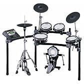 ローランド V-Drums V-stage Series(ブラック仕上げ) TD-12KS-BK