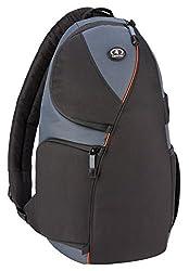 Tamrac 4278 Jazz 78 Digital SLR Camera Sling Backpack Case (Black/Multi)