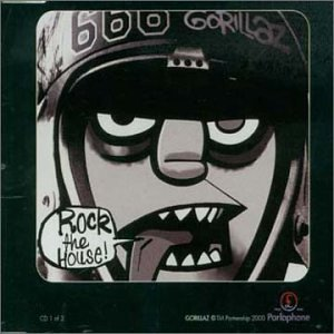 Gorillaz - Rock the House [CD 1] - Zortam Music