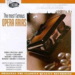 The Most Famous Opera Arias