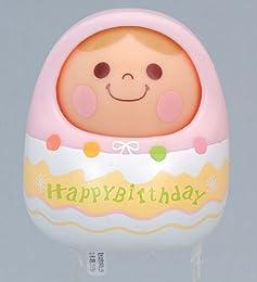 うなずきん Happybirthday