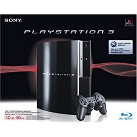 Playstation 3 40 GB