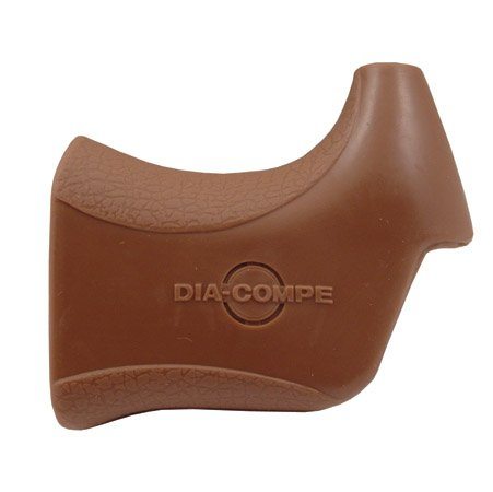 Buy Low Price Dia Compe Hoods, Non Aero Brake Lever, Pair, Brown (B144.7B)