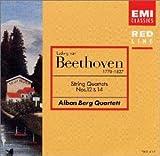 ベートーヴェン : 弦楽四重奏曲第12番&第14番