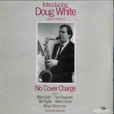 No Cover Charge by Doug White