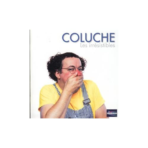Coluche Les Irrésistibles CD 2 preview 0