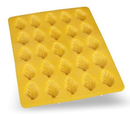 Leaf Flexible Mold (Rubber Cream Cheese Mint Mold compare prices)