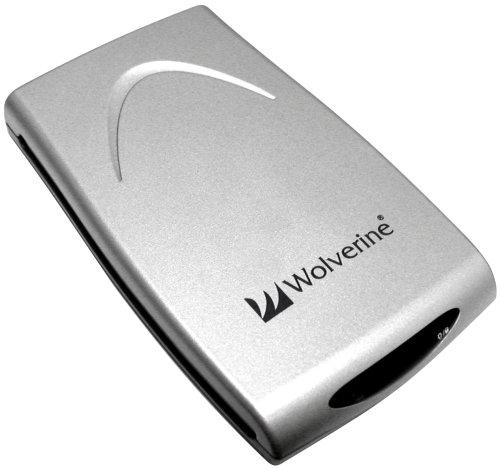 Wolverine Data Portable Series 160GB External USB 2.0 Hard Drive (2160)