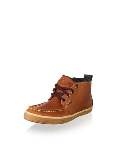 Tretorn Men's Obo GTX Leather Chukka  [Brown]