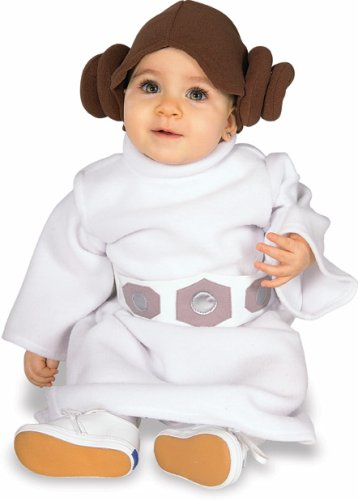 Toddler Star Wars Princess Leia Costume Size 2-4T