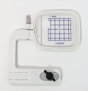 New janome free arm hoop c for janome memory for Janome memory craft 9500