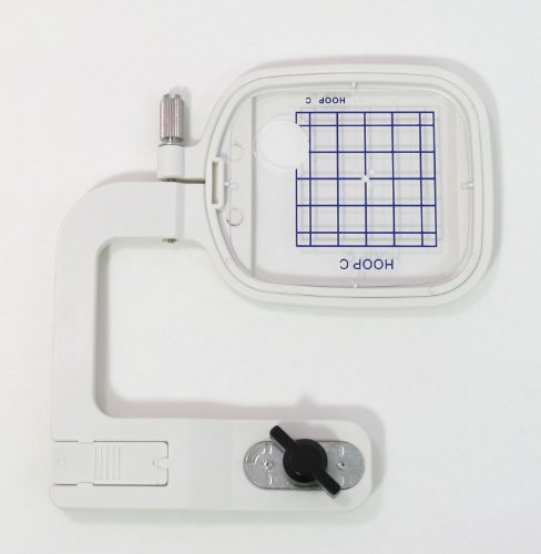New janome free arm hoop c for janome memory craft 300e for Janome memory craft 9500