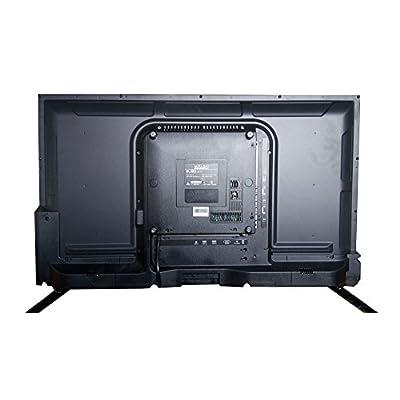 Mitashi MiDE032v18 81cm (32 inches) HD Ready LED TV (Black)