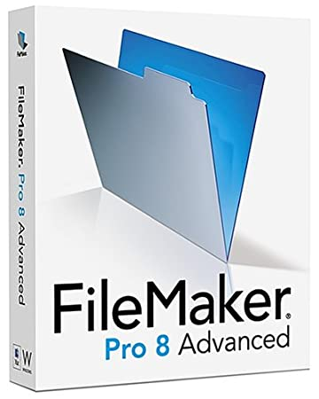 Filemaker 8 Advanced