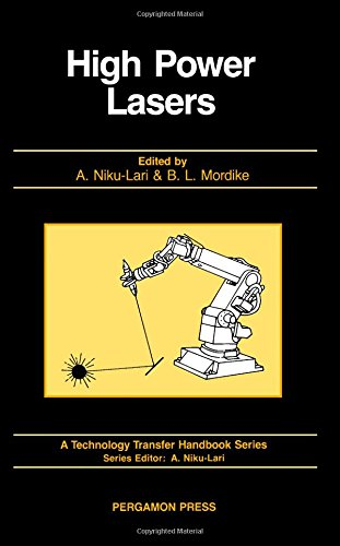 High Power Lasers (Technology Transfer Handbook Series) (Emerson Laser compare prices)