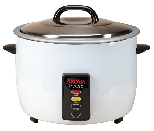 Aroma ARC-1024E Commercial 48-Cup (Cooked) Rice Cooker