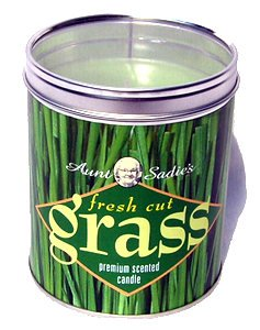 Aunt Sadie's Fresh Cut Grass Candle