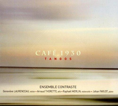 Ensemble Contraste - Cafe 1930 Tango - Zortam Music